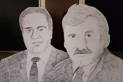 Dallaire and Abuelaish
