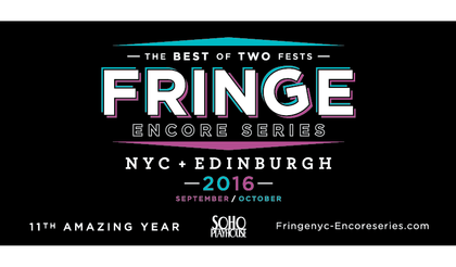 2016 Fringe Encore Series Announced!