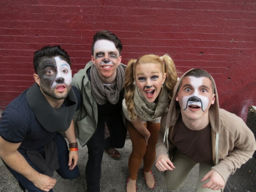 """""""Sgt. Stubby: The Great American War Dog Musical"""" is A Bright New Offering at St. Luke's T"""