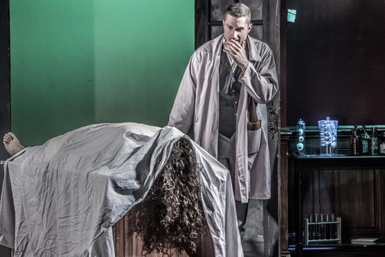 FRANKENSTEIN at Off-Broadway's St. Luke's Theater Gets Extended.