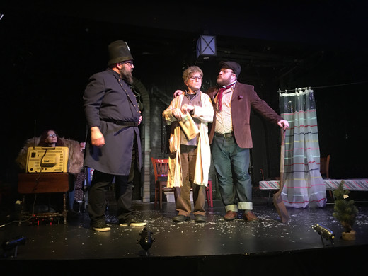 God Trots To The 13th Street Repertory Theatre