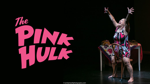 The Pink Hulk Returns!