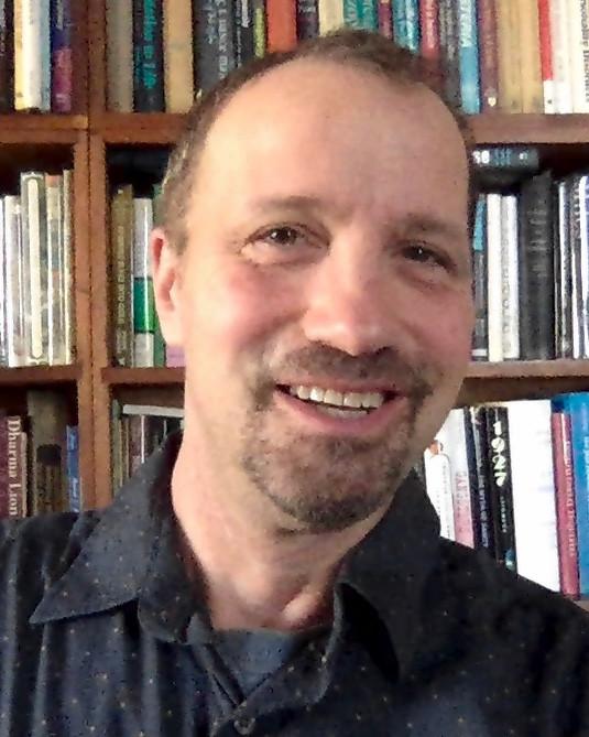 Playwright Robert Rosenbaum