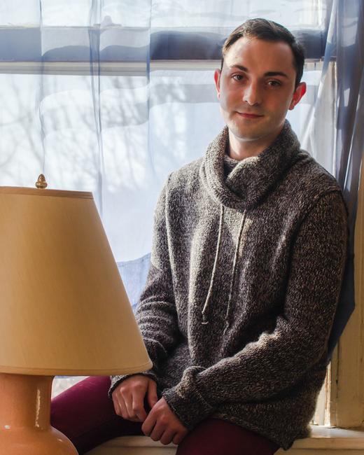 Playwright Profile: Jake Kevrick at Winterfest 2017
