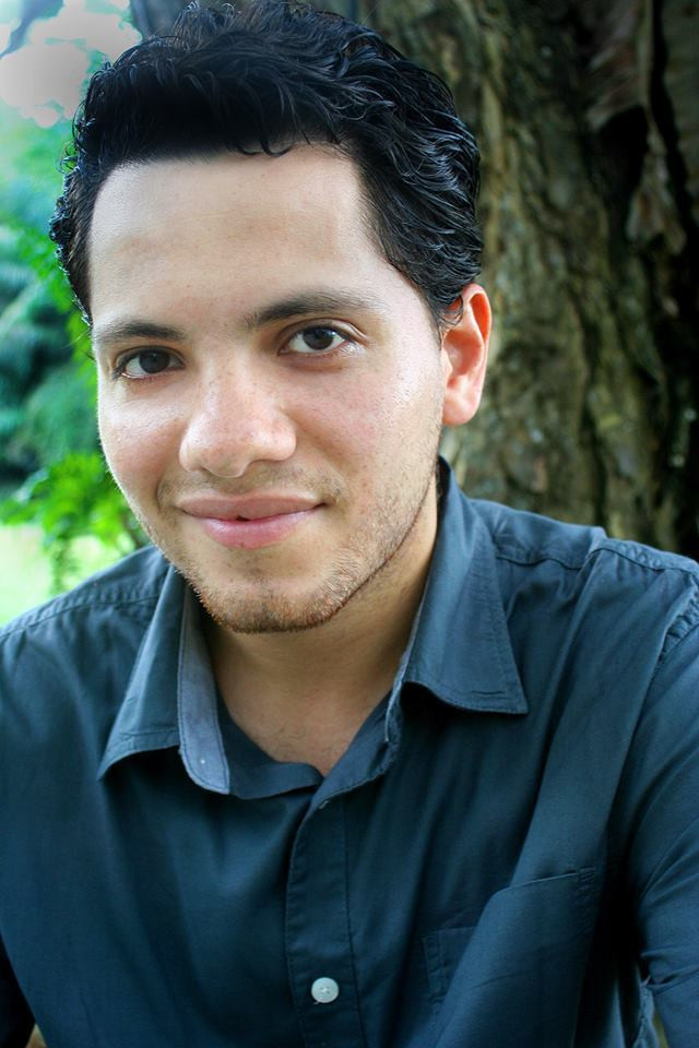 Playwright David Ramirez, Jr.