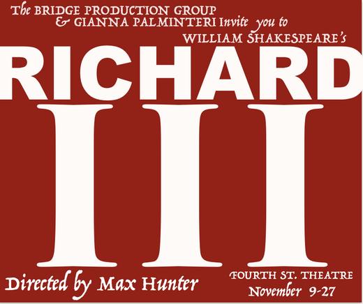 Richard III Adds A Bigger Twist to Richard's Malformation.