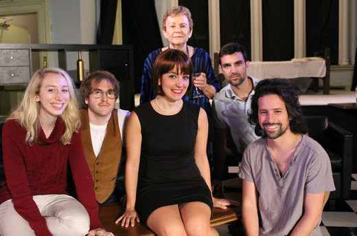 "A Big Yes, to Greenhouse Ensemble's ""The House of Yes."""