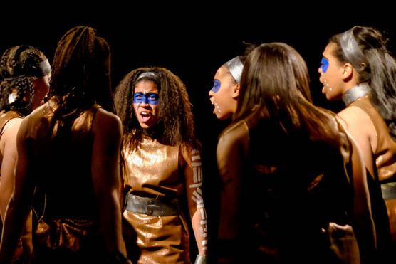 """Greek Tragedy, """"Trojan Women,"""" Directed by Alfred Preisser, Puts A Modern Spin On A Classi"""