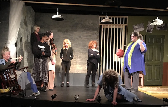 Women Behind Bars, Starring Amy Stiller, Opens at The 13th Street Repertory Theatre.