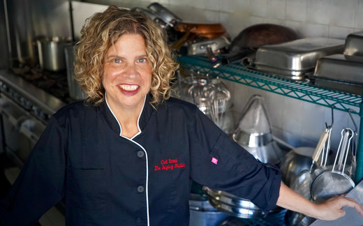 Chef Rossi Cooks Up a New Comedy for Rogue 2020