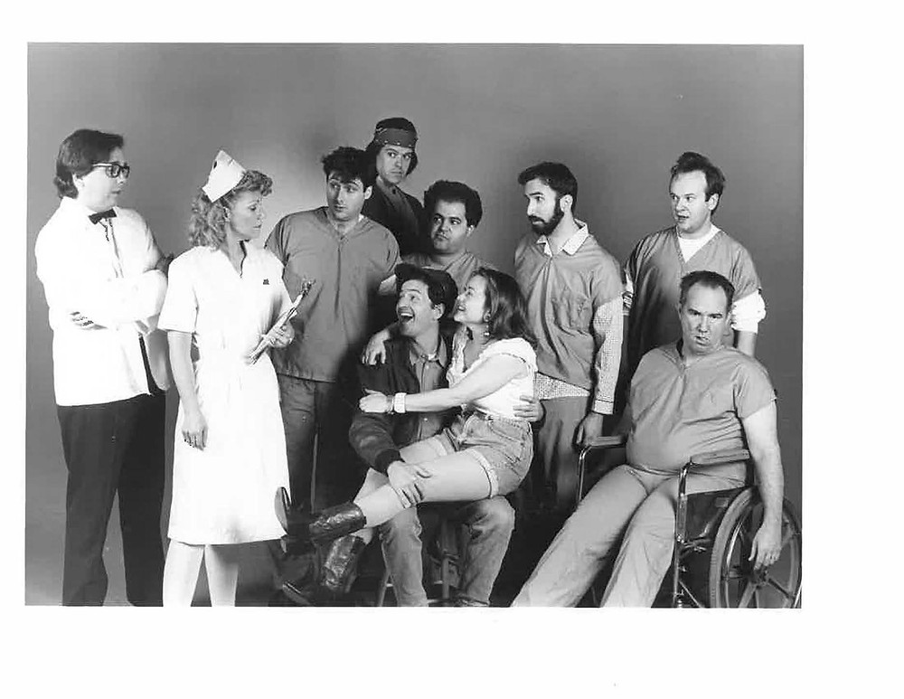 Last production of One Flew Over The Cuckoos Nest, taken by Martha Swopes, who was an amazing Broadway photographer and recently passed away. The Players first did this production in 1994. PHOTO WAS TAKEN BY CAROL ROSEGG OF MARTHA SWOPES STUDIOS