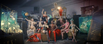 """COMPANY XIV 2016-2017 POP-UP SEASON TO INCLUDE TWO ADULT-ONLY SHOWS: """"PARIS,"""" AND A REVIVA"""