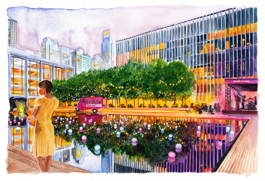 Lincoln Center Announces Restart Stages, Creating Outdoor Performing Arts Center