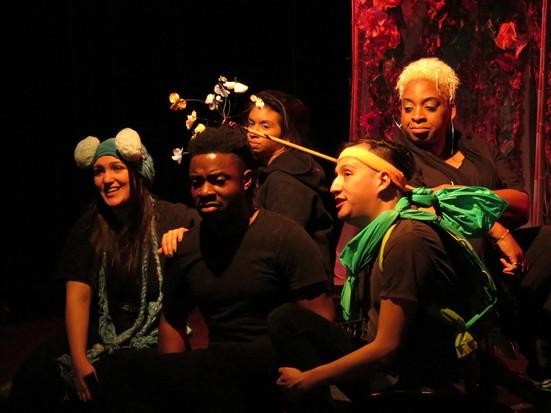 The Cast of Yaki Yim Bamboo