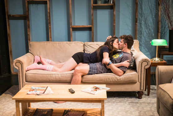 Neil LaBute's THE WAY WE GET BY, A Rom Com with a Twist Plays at Urban Stages.