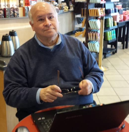 Meet Brian's Poem Author, Larry Rinkel