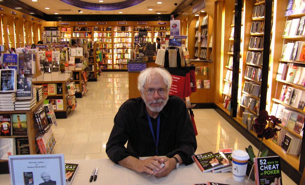Book signing at Las Vegas Airport
