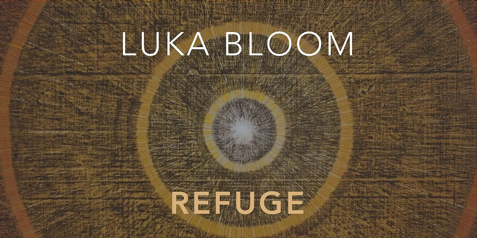 The Gallery Sessions Present:  LUKA BLOOM