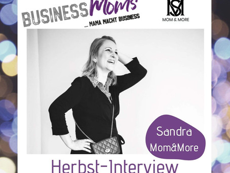 Herbst-interview: Sandra
