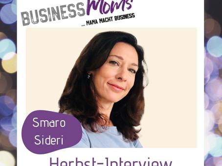 herbst-interview: Smaro Sideri