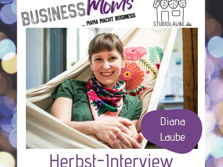 Herbst-interview: Diana Laube