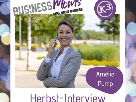 Herbst-interview: Amélie Pump