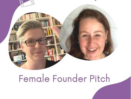 Female Founder Pitch