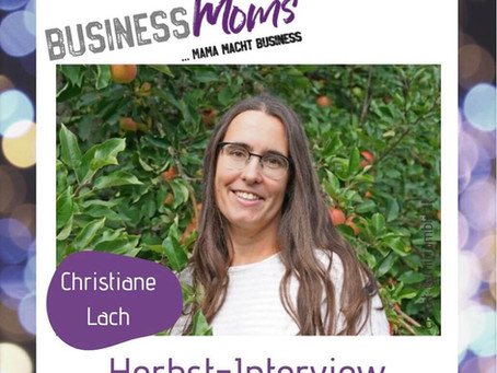 Herbst-interview: Christiane Lach
