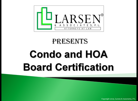 New to the Board? Here's the Best Way to Get Your Certification!