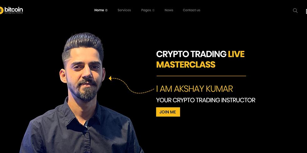 Crypto Trading Masterclass