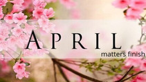 Month Planner: April 2021
