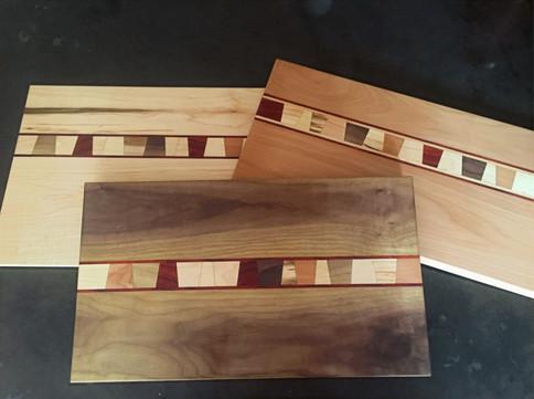 Trapezoid boards