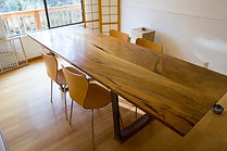 Sycamore Dining Table