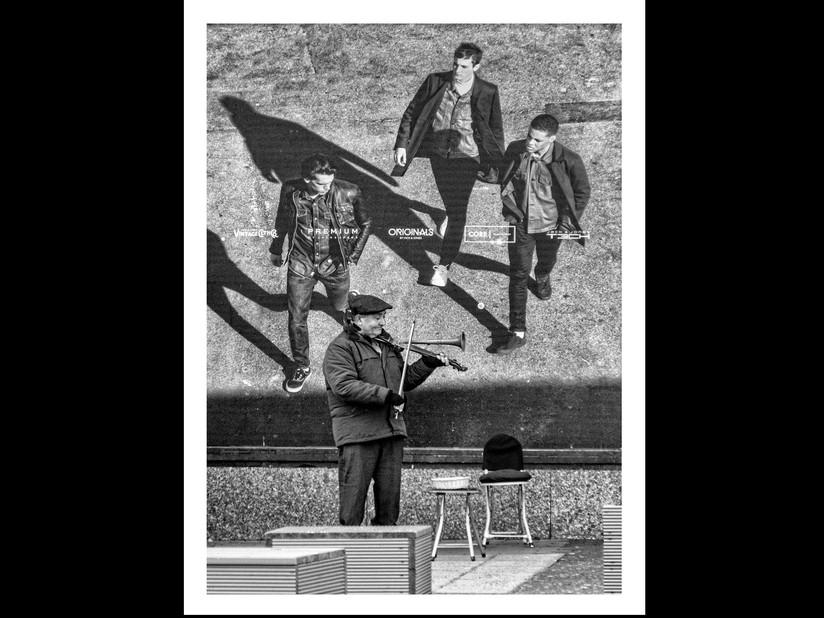 MONO - Under Threat by Brian Hennessy (7 marks)