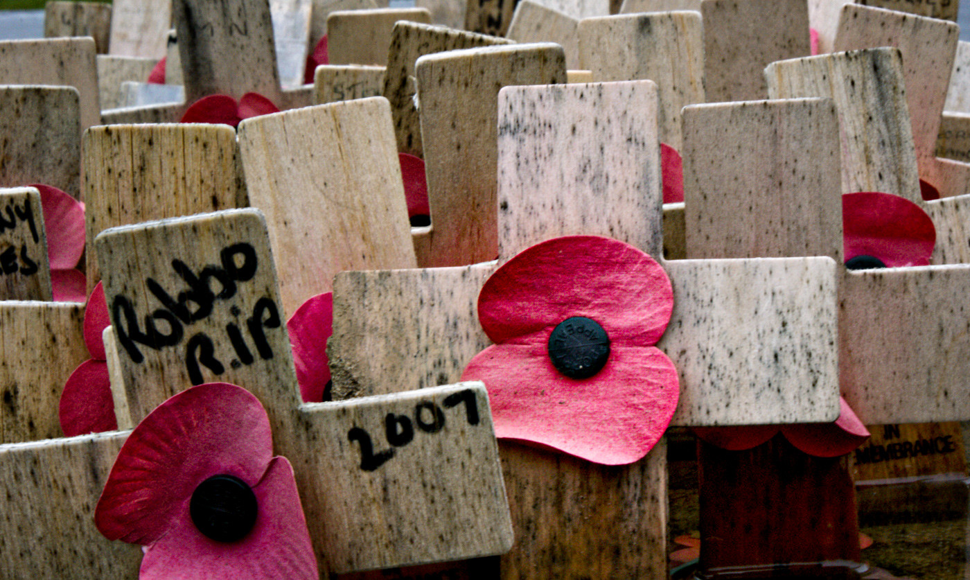 PDI - Remembrance by Lee Harrison (8 marks)