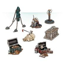Age of Sigmar: Shattered Dominion Objectives (WT)