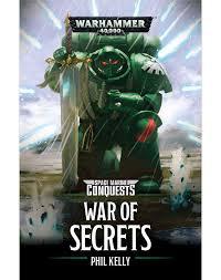 Space Marine Conquests: War of Secrets (PB)(WT)