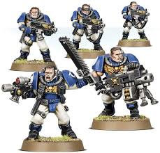 Space Marine Scouts (WT)