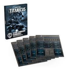 Adeptus Titanicus: Titan Command Terminals (WT)