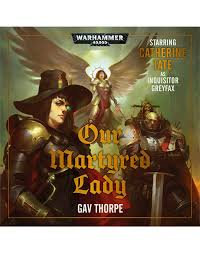 Our Martyred Lady (Audiobook)(WT)