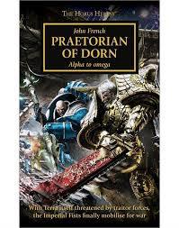 Horus Heresy: Praetorian of Dorn (PB)(WT)