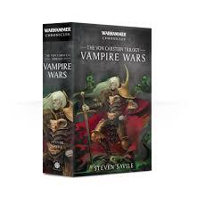 Vampire Wars: The Von Carstein Trilogy (PB)(WT)