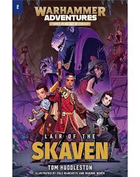 Realm Quest 2: Lair of the Skaven (PB)(WT)
