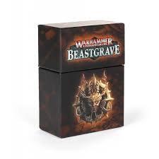 Warhammer Underworlds: Beastgrave Deck Box (WT)