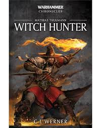 Mathias Thulmann: Witch Hunter (PB)(WT)