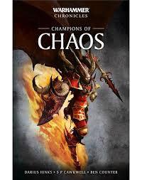 Warhammer Chronicles: Champions of Chaos (PB)(WT)