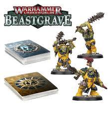Warhammer Underworlds: Morgok's Krushas (WT)
