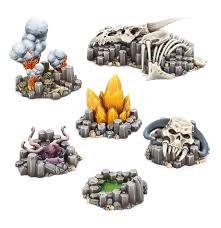 Warhammer Underworlds: Beastgrave - Primal Lair (WT)