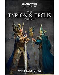 Warhammer Chronicles: Tyrion & Teclis (PB)(WT)