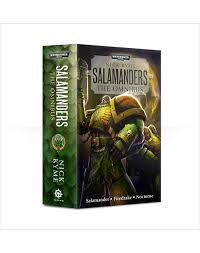 Salamanders: The Omnibus (PB)(WT)